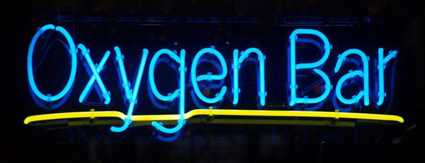Услуга организации кислородного бара