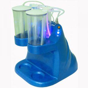 Кисневий апарат МІТ-С двоканальний для приготування кисневого коктейля