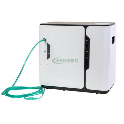 Кислородный концентратор БИОМЕД 7F-1А цвет белый - фото 2