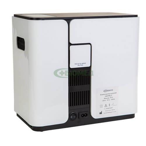 Кислородный концентратор БИОМЕД 7F-1А цвет белый - фото 5