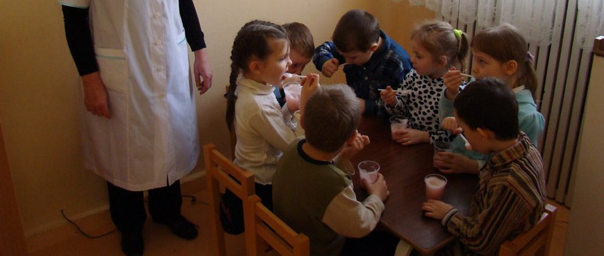 Курс кислородных коктейлей в детском саду фото 3