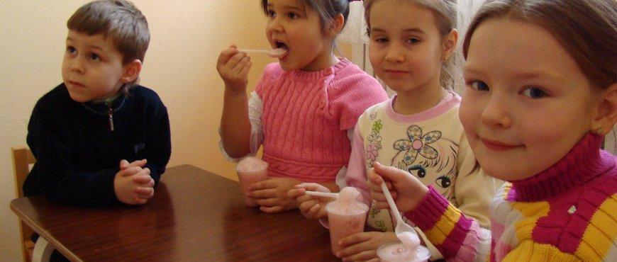 Курс кислородных коктейлей в детском саду фото 4