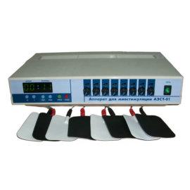 Аппарат для электромиостимуляции АЭСТ-01 восьмиканальный. фото 1
