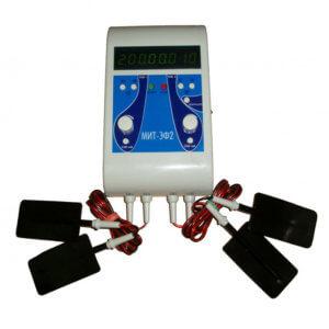 Аппарат для электрофореза двухканальный МИТ-ЭФ2