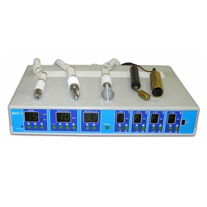 Аппарат для рефлексотерапии комбинированный МИТ-1, фото 1