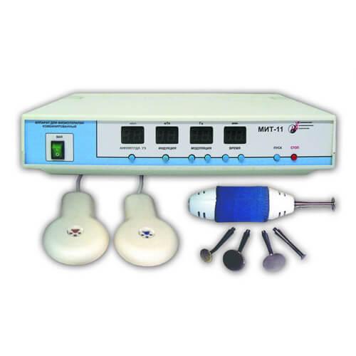 Аппарат для физиотерапии комбинированный МИТ-11, Модель Физио