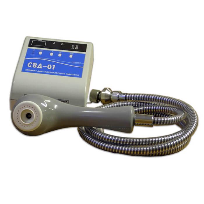 Аппарат для гидролазерного вакуумного магнитного массажа СВД-01